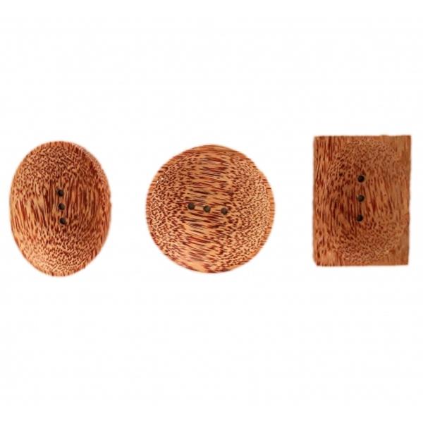 Khay xà phòng gỗ dừa